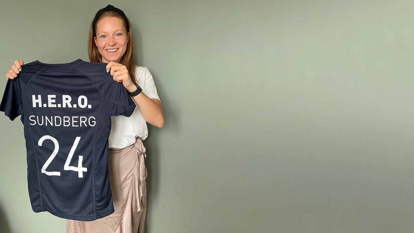 Ida Sundberg signar med Vinnergi